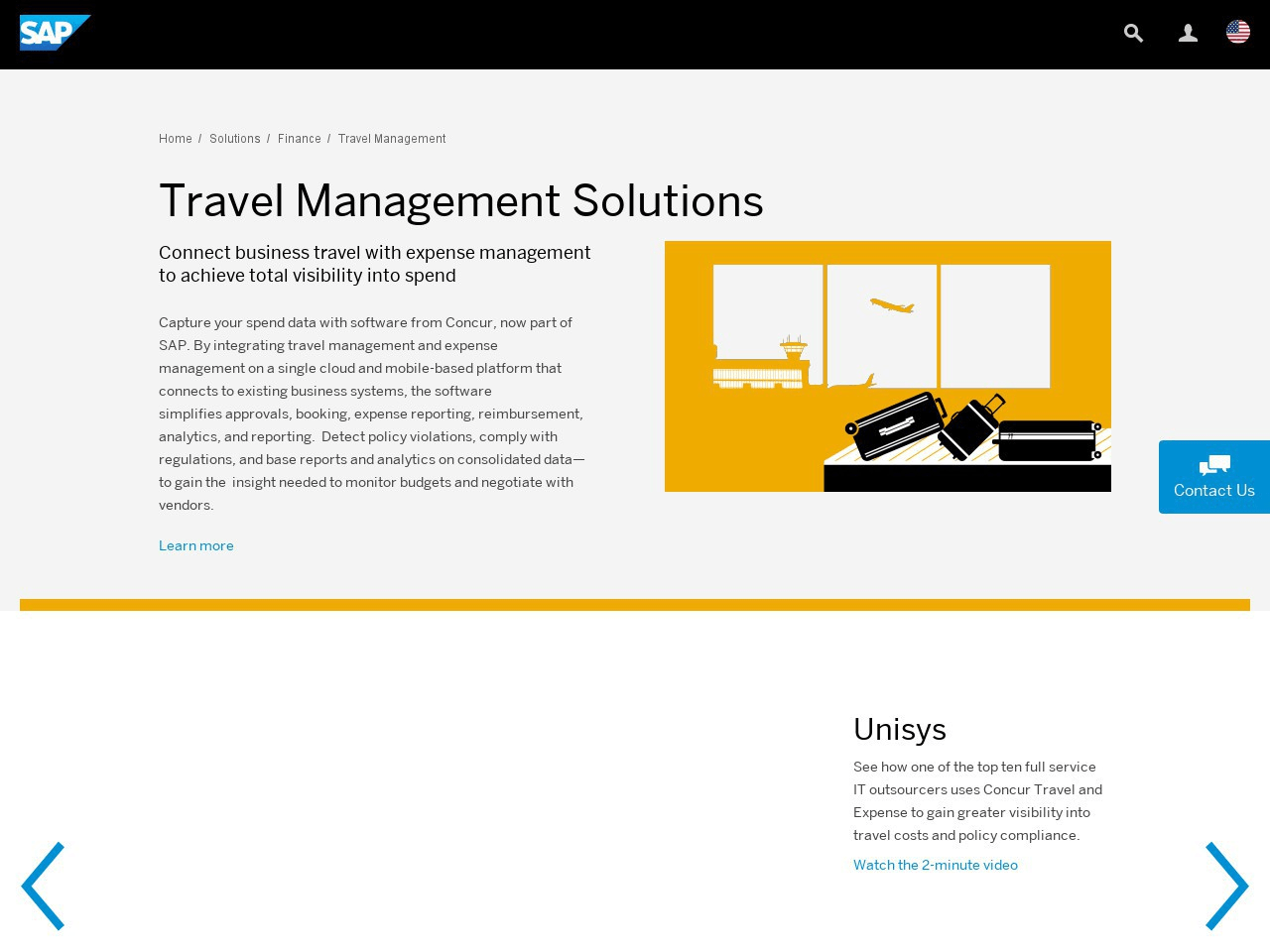 SAP Cloud for Travel and Expense | review by Inspector Jones